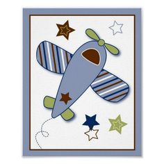 Zoom Along Airplane Nursery Wall Art Print Airplane Quilt, Airplane Crafts, Airplane Nursery, Baby Quilt Patterns, Applique Patterns, Applique Designs, Pach Aplique, Baby Boy Quilts, Baby Kind