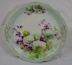 Antique-Harker-Pottery-Co-Semi-Porcelain-Platter