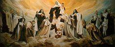 Feast of All Carmelite Saints  Prayer November 14  Takes you to a list of Carmelites