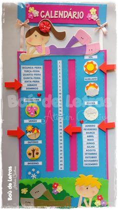 Diy For Kids, Crafts For Kids, Kids Calendar, 2021 Calendar, Photo Album Scrapbooking, Printable Calendar Template, Printable Christmas Cards, Classroom Decor, Kids Learning