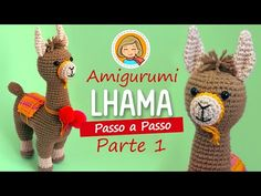 Are you looking for how to make an amigurumi llama? In this walkthrough I will teach you how to crochet this nice pet that is the most successful for decorating your home or Amigurumi Tutorial, Crochet Patterns Amigurumi, Amigurumi Doll, Crochet Dolls, Amigurumi For Beginners, Crochet Videos, Cute Dolls, Crochet Animals, Free Crochet