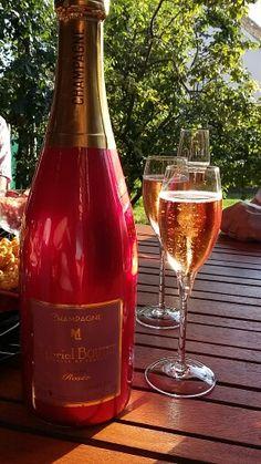 Champagne Gabriel Boutet  ROSE RED & RADIANT 1er Cru France Cumieres near Hautvillers