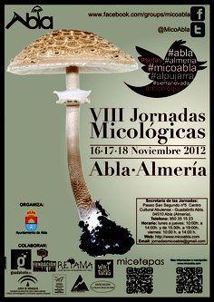 Jornadas Micológicas en Abla y Serón (Almería) #setas