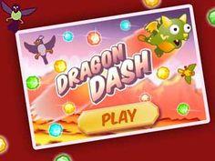 Dragon Dash Game - ArcadeHole.com