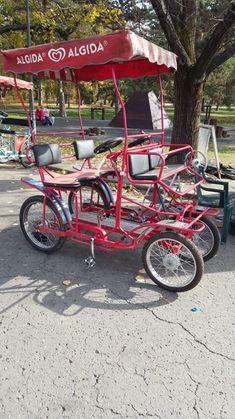 Biciclete pentru 2 sau 4 persoane. Bucuresti Sectorul 1 • OLX.ro Vespa, Malaga, Baby Strollers, Children, Wasp, Baby Prams, Toddlers, Hornet, Boys