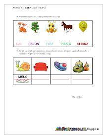Fise de lucru - gradinita: TEST de Cultura Generala pentru copiii de Clasa Pregatitoare English Phonics, Kids Education, Letters, Activities, Words, Literatura, Rome, Early Education, Letter