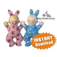 Baby Toy - Baby Doll sewing Pattern