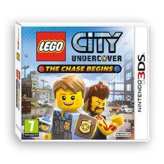 génial Spel Lego City Undercover NINTENDO 3DS chez Unigro