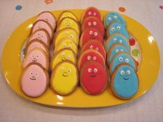 gâteaux Barbapapa Patisserie, Birthday Parties, Birthday Cake, Party Time, Biscuits, Cupcake Cookies, Cooking Recipes, Food And Drink, Kids