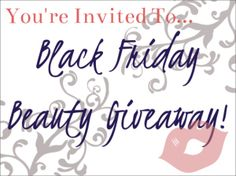 Black Friday Giveaway by Storybook Apothecary!