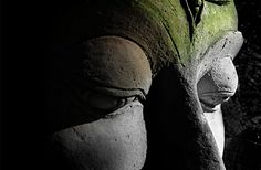 Photographing the Lord Buddha in Mossy Green and Black & White   Greg Goodman. Travel Photographer & Storyteller