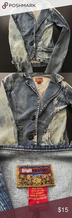 Denim jacket Ladies - size small. Like new. Jackets & Coats Jean Jackets
