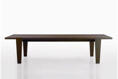 Omero Table by Antonio Citterio for Maxalto