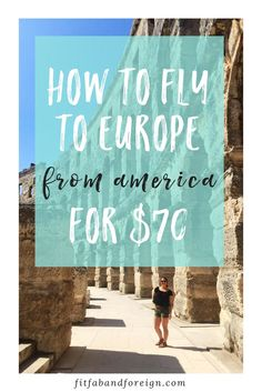 You read that correctly! It's possible to fly from the East AND West coasts to Europe for under $70! This is perfect for people looking to save money on flights.
