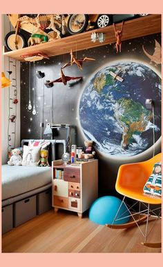 Each and every room of your home is undoubtedly very important and needs special care and attention in its decoration. But when it comes to your kids room then you need to be extra cautious as your kids bedroom design… Continue Reading → Home Design, Kids Room Design, Design Ideas, Interior Design, Room Themes, Kid Spaces, Small Spaces, Boy Room, Room Girls