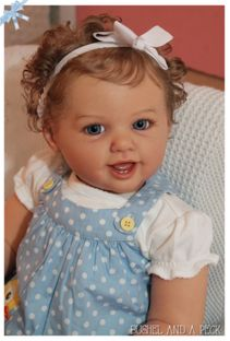 Doll Kits - Toddlers - Online Store - City of Reborn Angels Supplier of Reborn Doll Kits and Supplies