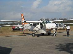 Take off from Malindi