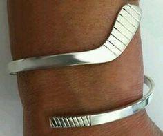 Etsy hockey jewelry