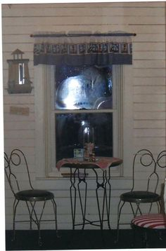 Guest captured pic of ghost in window on 3rd floor..... Really creepy!
