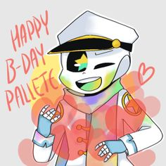 angexci: ask-the-gothfamily: Happy Birthday Palette !! ( ... angexci: ask-the-gothfamily: Happy Birthday Palette !! ( ...