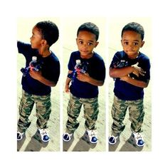 kids with swag | Tumblr ❤ liked on Polyvore