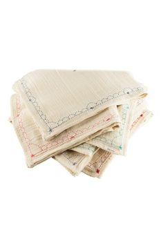 elliefunday 'Mommy & Me' Organic Cotton Swaddle Wrap available at #Nordstrom