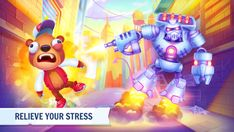 Despicable Bear - Top Games on the App Store