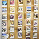 Personalised Swing Strings by Instajunction, the perfect gift for Explore more unique gifts in our curated marketplace. Picture Rail, Curtain Rails, Hanging Photos, Window Frames, Photo Cards, Unique Gifts, Birthdays, Wall Decor, Display
