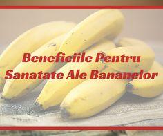 Beneficiile pentru sanatate ale bananelor includ ajutorul la pierderea in greutate, reducerea obezitatii, vindecarea tulburarilor intestinale, alinarea constipa ... Fruit, Food, Banana, Essen, Meals, Yemek, Eten