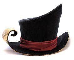 gwenbeads: Wonka of Wonderland Top Hat #5