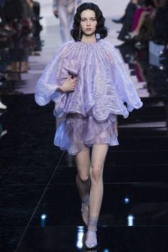 Spring 2016 Couture Armani Privé