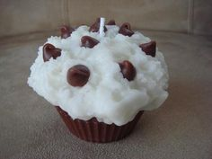 The Chipper Cupcake Candle - JaxxCandles Shop