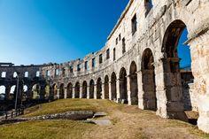 Vakantie Italie? Kijken naar de Romeinse oudheden.