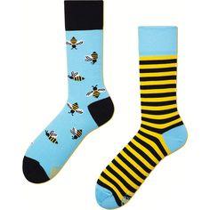 skarpetki w pszczółki
