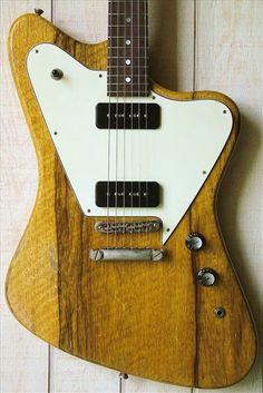 Fano Guitars Alt de Facto PX6 Amber Korina