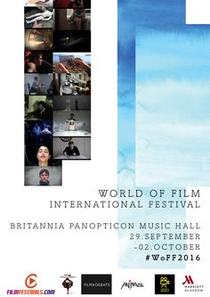 [Promotion] - World Of Film International Festival 2016: 29th Sep - 2nd Oct 2016!