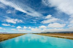Pukaki Canal   New Zealand Buy this picture on my 500px page…   Simon Dubreuil   Flickr