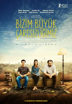 Bizim Büyük Çaresizliğimiz (Our Grand Despair) Novel Genres, Novels, Genre Posters, Movie Posters, Movies To Watch, Good Movies, Dancer In The Dark, Istanbul Film Festival, Old Married Couple