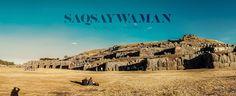 """Sacsayhuamán. """"Lugar donde se sacia el halcón"""". Una """"fortaleza ceremonial"""" inca al norte de Cusco. Impresionante muros de piedras de estilo inca imperial, encajada sobre piedra sin mortero un puzzle perfectode con piezas de hasta 8,5 metros y hasta 200 toneladas de preso. Es un misterio saber cómo las transportaron hasta aquí y cómo fueron capaces de encajar las piedras de manera que ni una hoja de papel entre entre ellas. Fotografía: www.emiliu.com"""