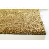 Found it at Wayfair - Bliss Gold Area Rug