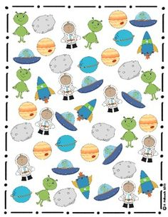 Graphing - Find it, Tally & Graph! Space Theme, Addition And Subtraction, Grade 2, Kindergarten Math, Math Centers, Maths, Teaching Ideas, Infant, Kids Rugs