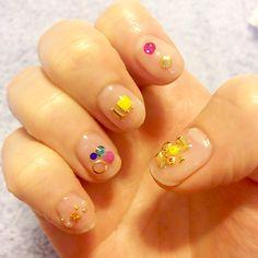 nails - Pinterest: Joelle│ɷ Oh Happy Land