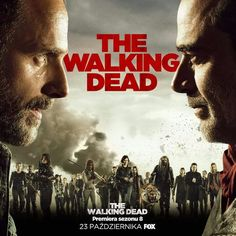 The new season 8 poster of The Walking Dead