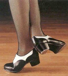 Tap Dancing: The only time in my life I could feel like a real drummer.