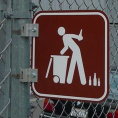 San Francisco Urban Pictogram Sign