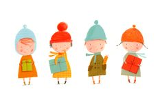 Elena Nerpina: My name is Ekaterina Trukhan. I'm an illustrator...