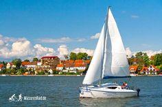 Urlaub Masuren Segelboot