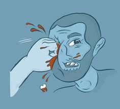 Tuesday Bassen Illustration — New Yorker