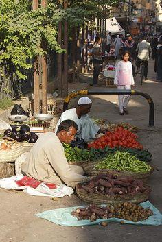 Vegetables | Luxor Souq Egypt