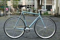 AFFINITY CYCLES LO PRO - BLUE LUG BLOG